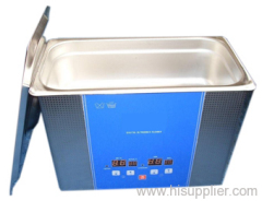 ultrasonic microchip bath