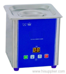 Unheated Ultrasonic Microchip Cleaner