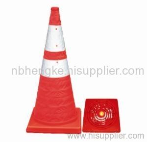 Foldaway Traffic Cone