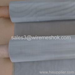 Micron Stianless Steel Twill Mesh Screen