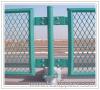 Anti glare Fences