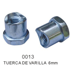 Precision Metal Hardware Parts Skilled QC Professionals