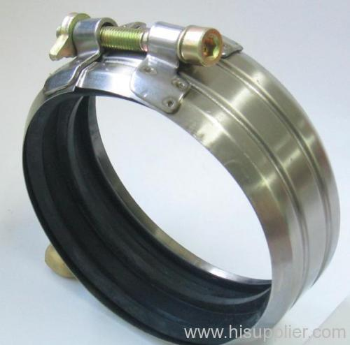cast iron pipe coupling