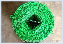 Hot Dipped Galvanize Barbed Wire