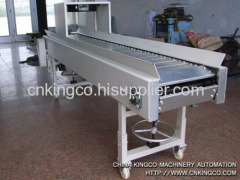 Movable Chain plate Conveyor