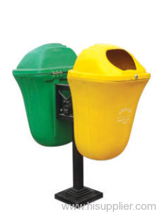 FRP Trash Can