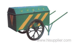 Refuse collection vehicle