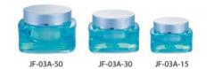 15ml acrylic cream jar