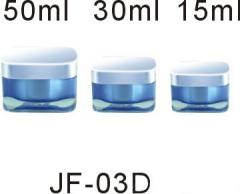 acrylic jar 15ml