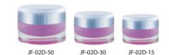 50ml acrylic jar
