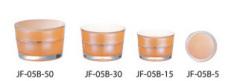 acrylic jars for cosmetics