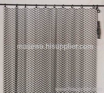 Fireplace Mesh Screens Products – China fireplace curtain screen