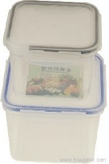 4PCS lock & lock Food Container set