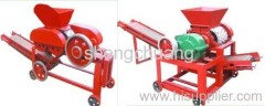 Briquette Machines for Pillow Shape