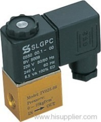 mini Solenoid Valves