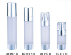AS airless lotion bottles