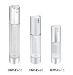 AS Transparent Airless Bottles