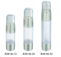 30ml Plastic airless bottle