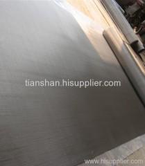 welded scimped wire mesh