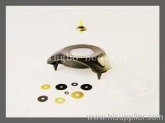 Maglev UFO magnet toy