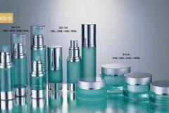 acrylic cream canisters