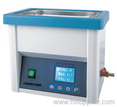 Plastic Ultrasonic Bentchtop Cleaning Unit