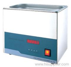 非加熱ステンレス鋼の超音波ベンチトップクリーニングユニット