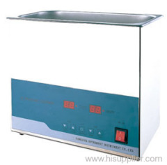 6L Benchtop Stainless Steel Ultra Sonic Cleaner (Heatable)