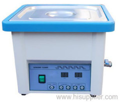 10L Plastic Digital Heating Ultrasonic Cleaner