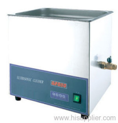 Benchtop Stainless Steel LED Ultrasonic Washer (Unheatable)