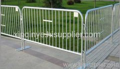 Temporary Road fences