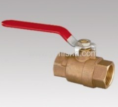 Bronze Manual Two General Formula Flooding Water Hard Seal Ball Valve