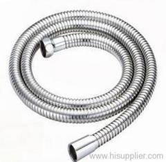 Brass extensible shower hose