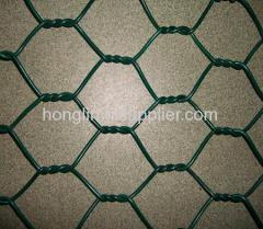 PVC hexagonal wire nettings