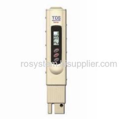 TDS meter, TDS tester, TDS controller, TDS pen, portable TDS meter