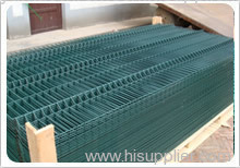 shell frame welded wire mesh fences
