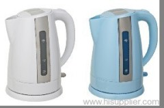 plastic electrica kettle