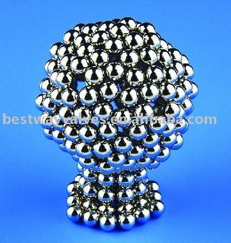 NdFeB Magnet ball Ni Plated