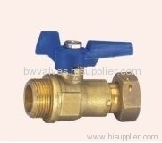 water mater valve