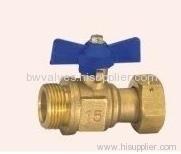 water meter valves