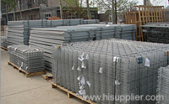 pvc coated welded mesh sheet