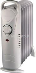 450w Oil-filled radiator heater