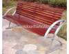 Park bench, steel bench, garden bench, outdoor bench