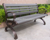 park bench, cast bench, outdoor bench, wood bench, street furniture