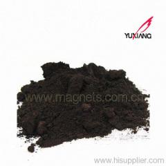 Pre-sintered Barium and Stroutium Ferrite Powder