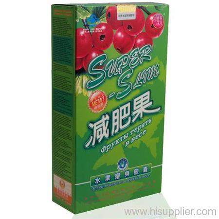 Super slim weight loss capsule