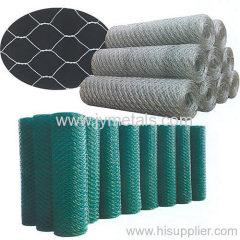 galvanzied hexagonal wire mesh