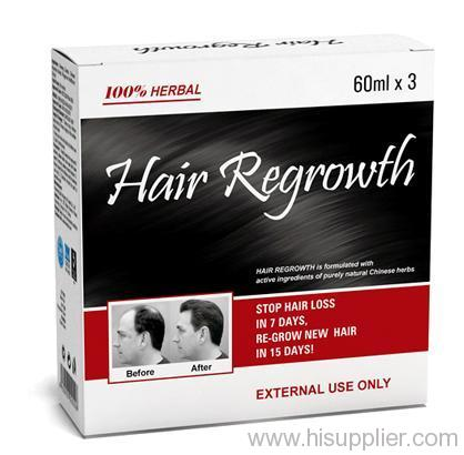 Promote hair regrowth