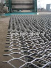 Small Expanded Metal Sheet