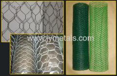 stainless steel hexagoanl wire mesh